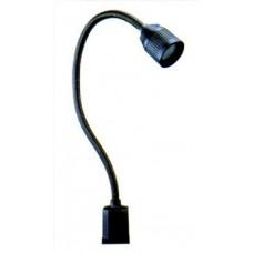 LED-es flexibilis géplámpa 220V/7W