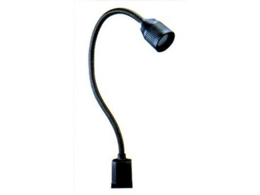 Halogén géplámpa flexibilis  220V/35W