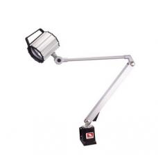 VHL400L-12 Halogén géplámpa hosszú karral (12V-os csatlakozással)