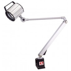 Halogén géplámpa 24V/70W Hosszú karral V*9L10.1.16