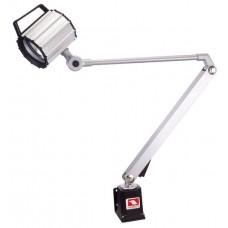 Halogén géplámpa 24V / 70Wközepes hosszúságu karral V*9L10.1.15