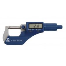 Digitális mikrométer 0-25/0,001 mm  200-01DBL