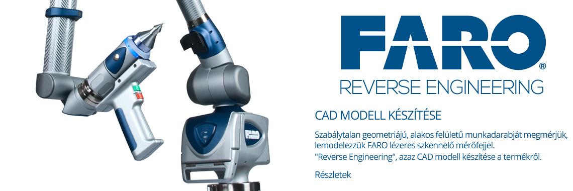CAD modell készítés