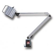 LED-es géplámpa 220V  hosszú karral V*9L10.2.23