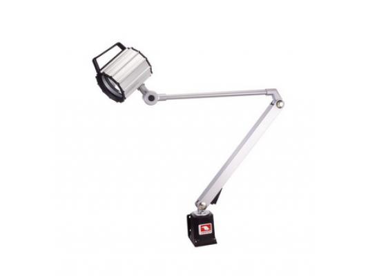LED-es géplámpa 220V közepes hosszúságú karral  V*9L10.2.22