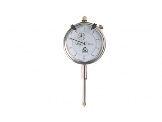Mérőóra 0-1/0,001 mm, típus 400-01