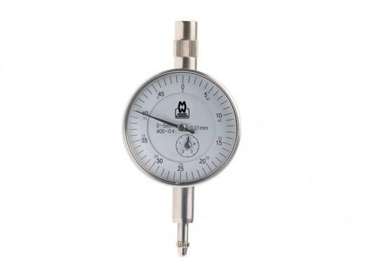 Mérőóra 0-5/0,01 mm 400-04