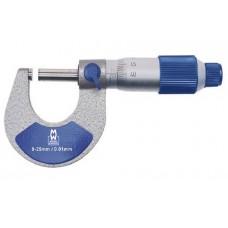 Külső mikrométer 0-25/0,01 mm  200-01