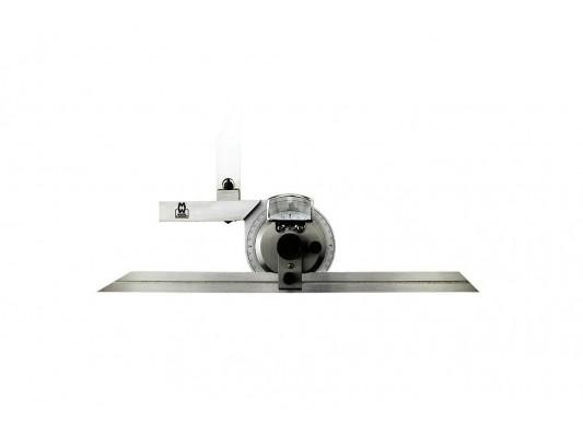 Szögmérő 0 - 360 fok 500-01