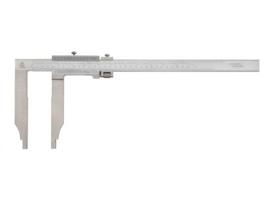 Tolómérő 500/0,02mm (hosszúcsőrű) 155-52