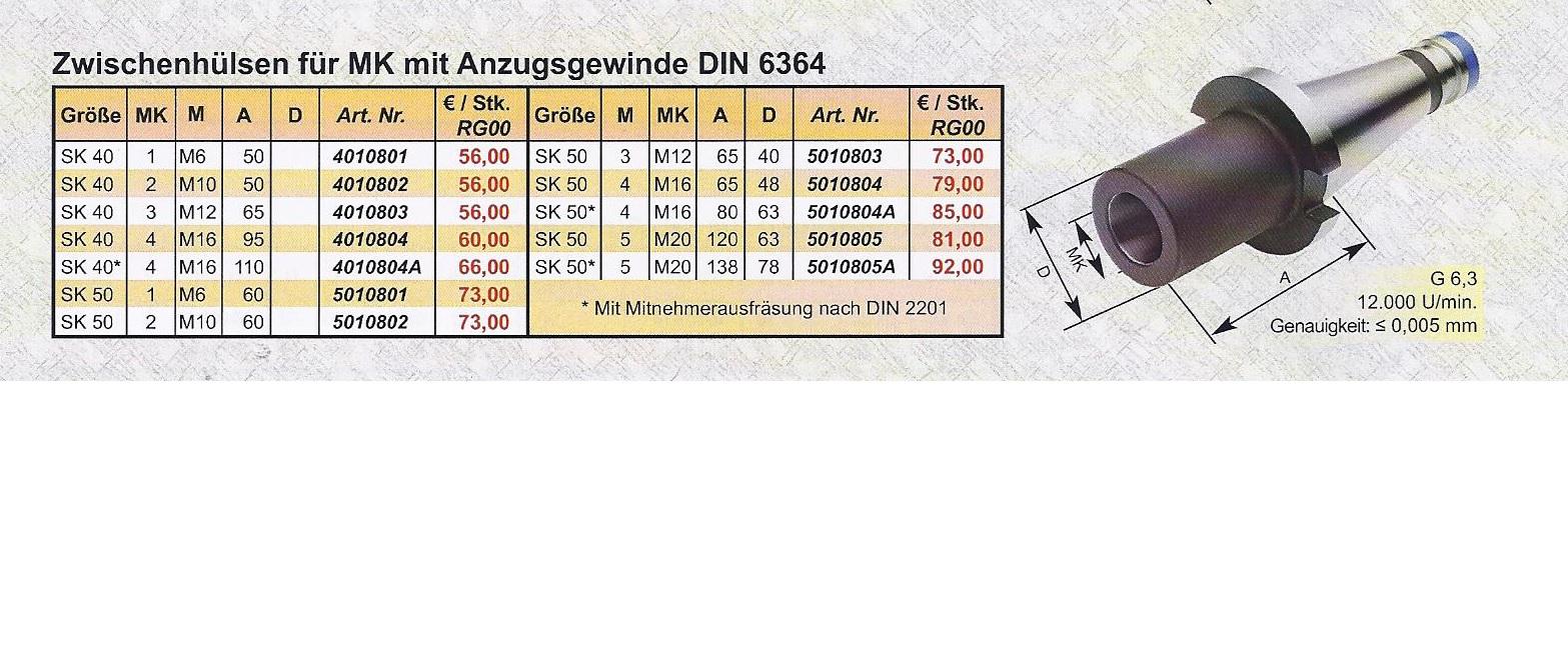 Átalakító adapter ISO40/MK4 4010804